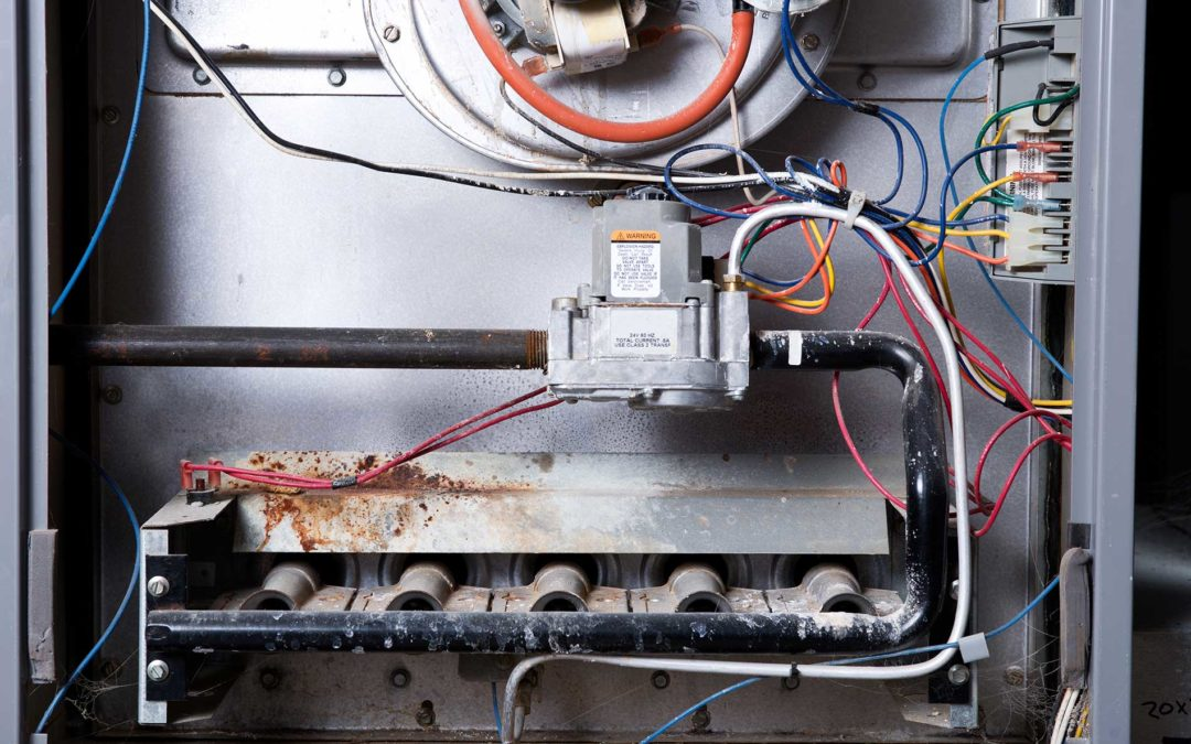 How to deal with a leaky furnace